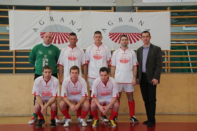 Hallenfußballturnier St. Pölten – 26.1.2013