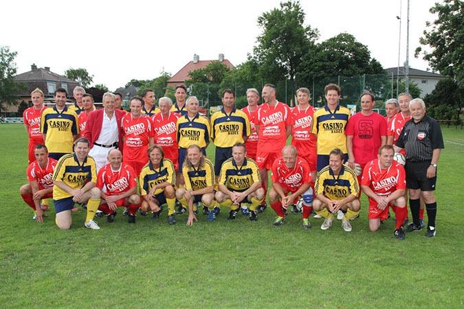 Benefizfußballspiel der Legenden – 22.6.2013