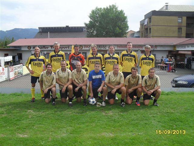 Kleinfeldturnier mit dem Club Steiermark – 15.9.2013