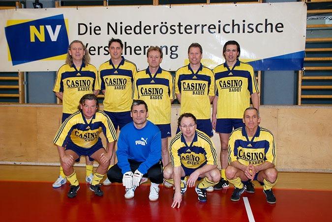 30. Hallenfußballturnier des Club Niederösterreich – 22.2.2014