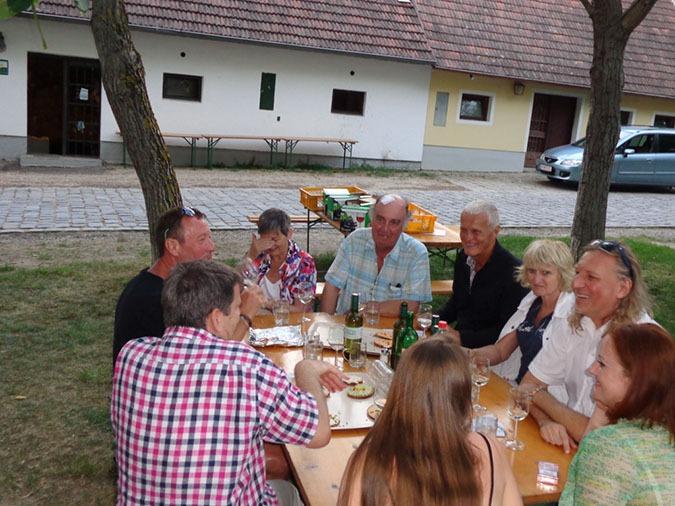 Der Club Niederösterreich lud zu einem informativen und genussreichen Wochenausklang – 13.6.2014
