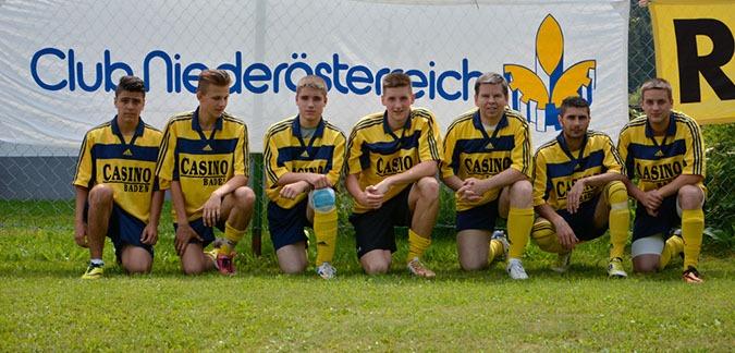 Benefiz-Fußball in Unzmarkt – 21.6.2014