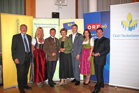 Volksmusikfestival aufhOHRchen eröffnet! – 12.6.2014