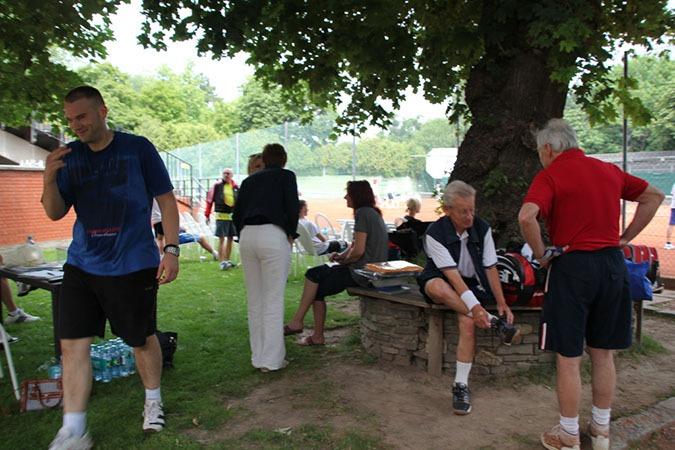 Benefiz-Tennis-Doppel-Turnier im Wiener Park-Club – 5.7.2014