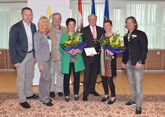 Club Niederösterreich: Keep on kicking, keep on helping! – 29.4.2015