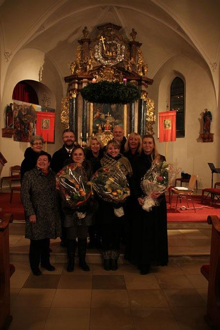 Adventkonzert des Club Niederösterreich: 1.300 Euro für Bedürftige im Waldviertel – 15.12.2013