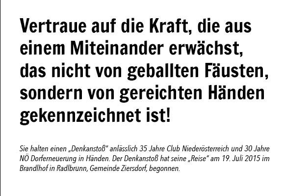 """Übergabe und Segnung des """"Stein des Denkanstoßes"""" mit Benefiz-Fußballspiel – 19.7.2015"""